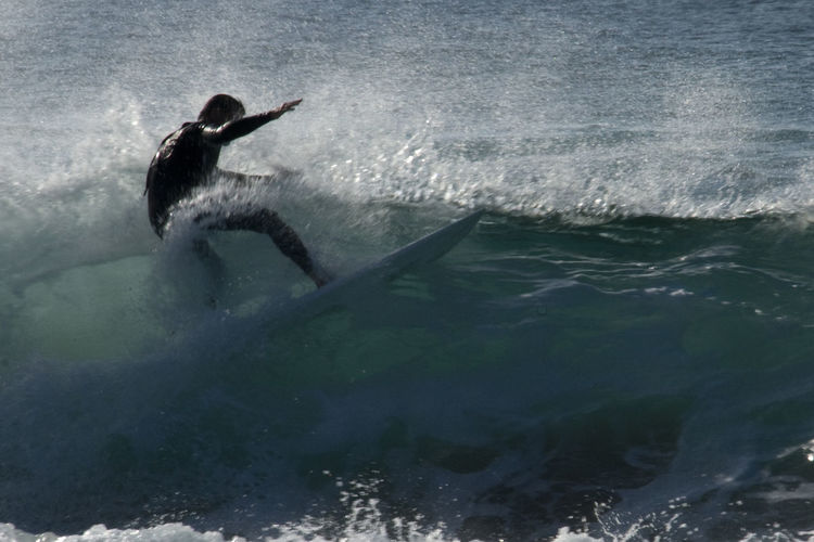 Surfer Coogee, NSW