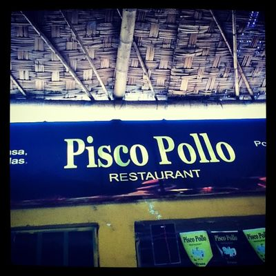 Pisco + Pollo = Piscopollo Lunahuana Semanasantaperu Chiken comidaperuana yummy igersperu