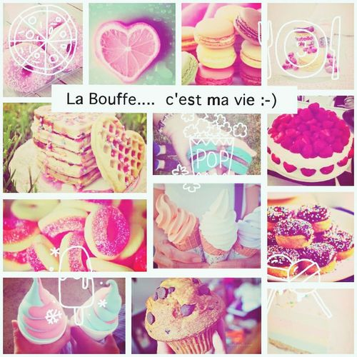 J'aime ma vie... Surtout La Bouffe ! ;-) First Eyeem Photo
