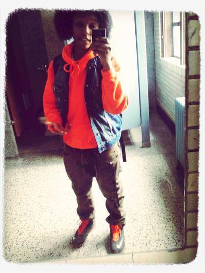 At School #OOTD
