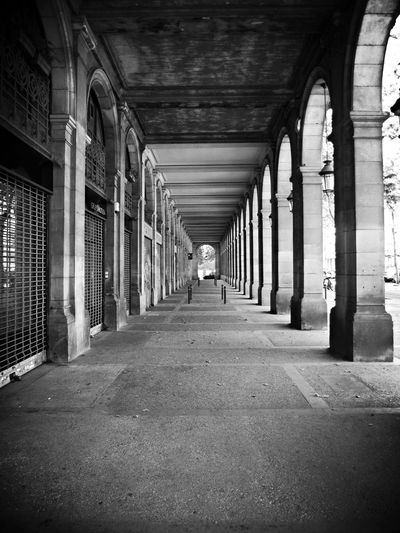 Black And White Architecture Classical Architecture The Explorer - 2014 EyeEm Awards