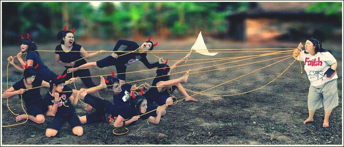 Faith Beat The Devils Indonesia_photography