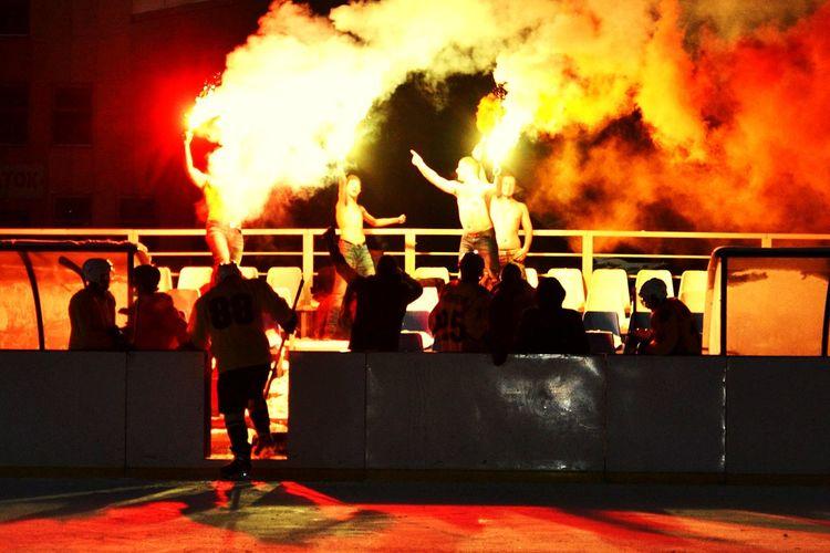 Buryatia Ulan-Ude Hockey ChampionshipBuryatia Fan скцентральный хкморитон хквосток фанаты