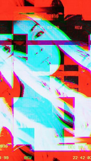 Eye 3 Abstract Multi Colored Cyberpunk Art Cyberpunk Aberration Pop Art Trippy Art Trippy Trip Psychedelic_colors Psychedelicart Surrealart Digital Art Surreal Glitch Databend Digitalart  Glitchart Trippyart Glitch Art Databending Psychedelic Trippycolours Blond Girl Colorful