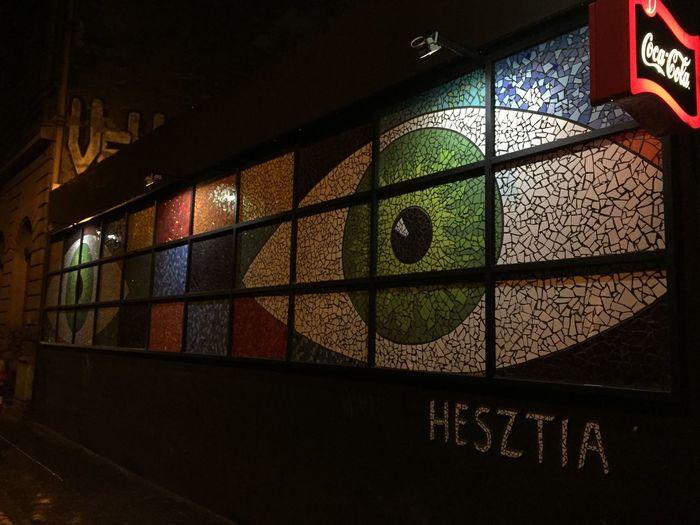 Jewish District Budapest Streetphotography Graffiti Streetart