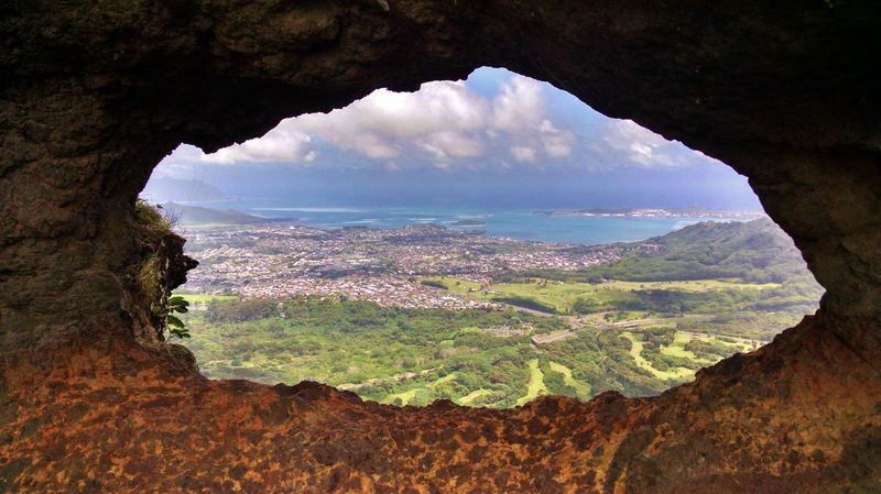 Hikingadventures for a Puka View Hawaii The Great Outdoors - 2016 EyeEm Awards