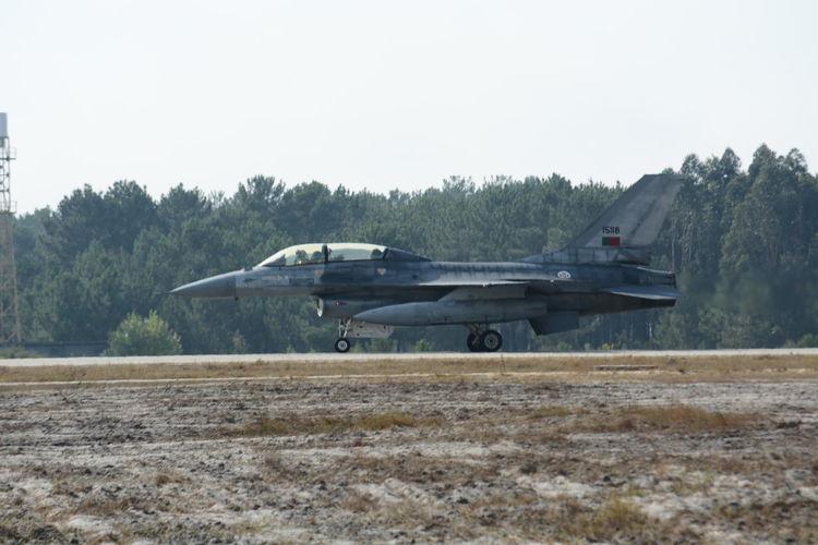 Air Show F16