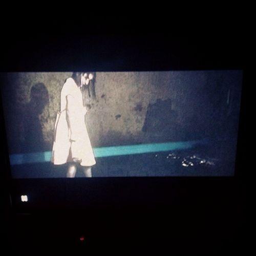 """We watch """"Sinster"""" :) MyBoyFriend MOVIE Sinster Horror scary movienight"""