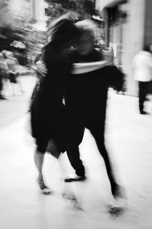 Milongueando series Tango Tango Streetdancing Tangoargentino Dance Dancer Dance Photography Streetphotography The Street Photographer - 2016 EyeEm Awards Street Photography Long Exposure Movements Stop Motion Blackandwhite Blackandwhite Photography Bw_collection Streetphoto_bw Live Love Shop Original Experiences Monochrome Photography Black And White Friday