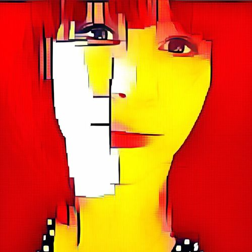 Mondrian Monday Is Coming Check This Out Hi! That's Me