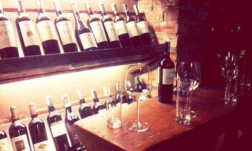 Wine is the best with a date Wine Bottles Wine Tasting Dinner Date Nite!