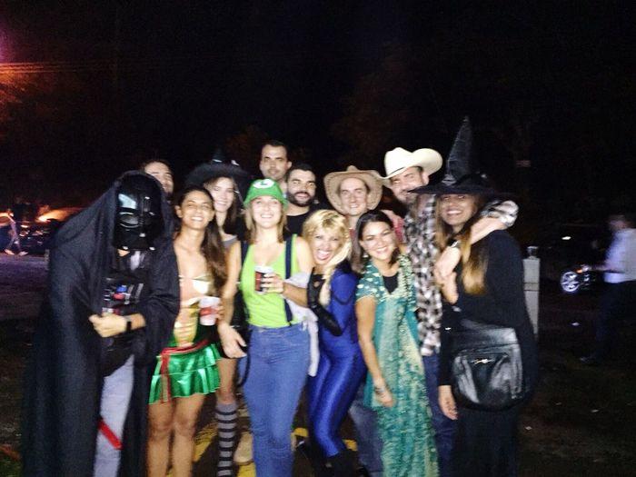 Halloween Birthday Party Friends Costa Rica