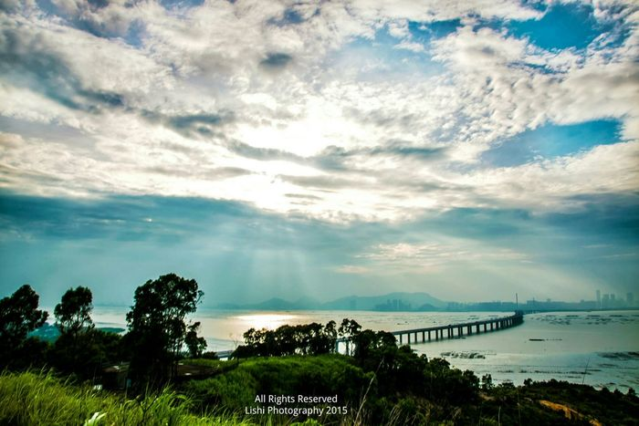 Nature On Your Doorstep 耶穌光 Sunrays Sunrays Landscapes Pardise