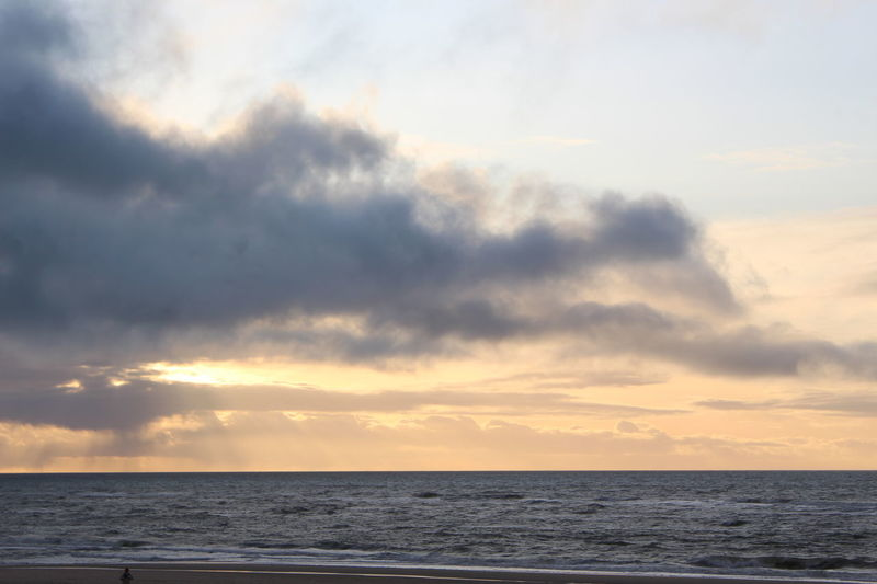 Sunlight Beach Beauty In Nature Cloud - Sky Day Horizon Over Water Idyllic Nature No People Outdoors Scenics Sea Sky Sunset Tranquil Scene Tranquility Water