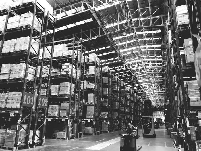 warehouse Warehouse Transportation Distribution Warehouse