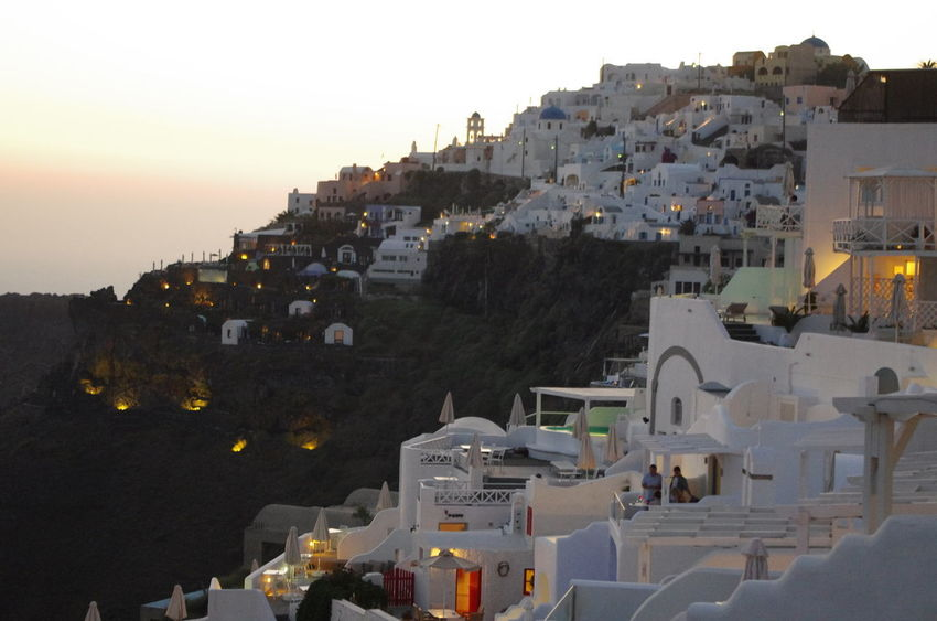 GREECE ♥♥ Griechenland Griechische Inseln Santorini Greece Santorini Island Santorini, Greece Ancient Civilization Architecture Building Exterior Built Structure City Cityscape Day Greece History Nature No People Outdoors Santorini Sky Town Travel Destinations Whitewashed