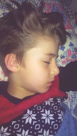 Child Children Only Childhood Sleeping
