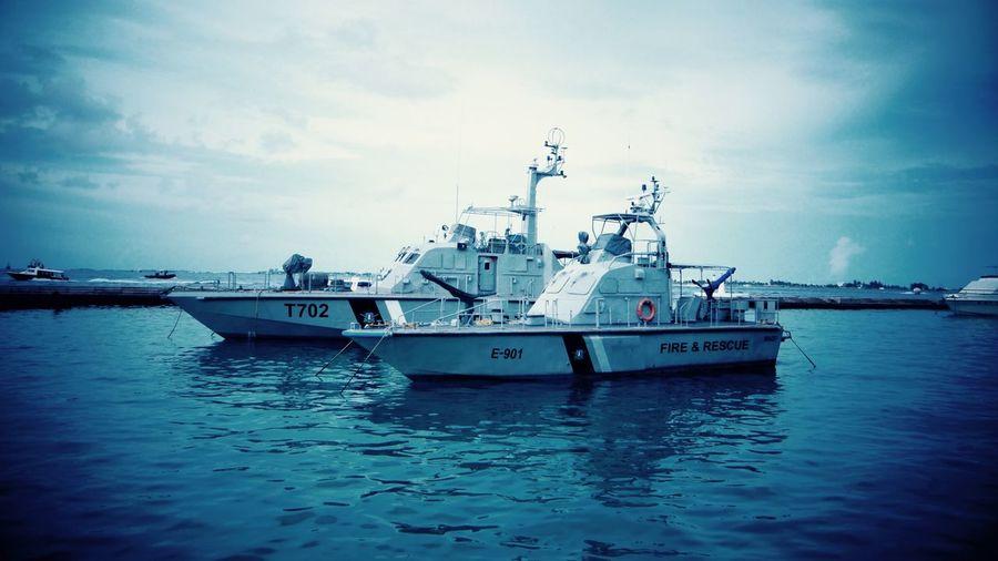 Ship Maldives