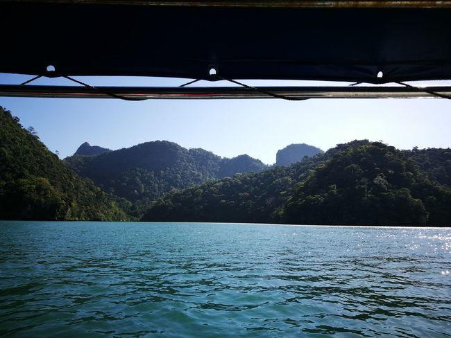 Pulau Dayang Bunting Water Landscape Scenics No People Outdoors Beauty In Nature Freshness