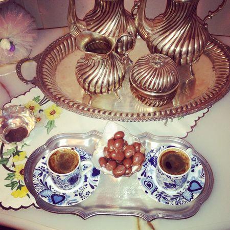 Turkish Coffee Mummy Enjoy Huzur...