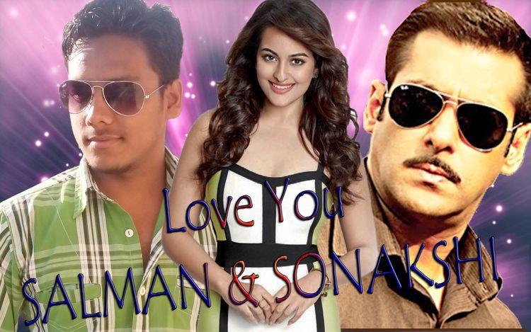 Salmankhan Sonakshisinha Bhai_bhai OneNight