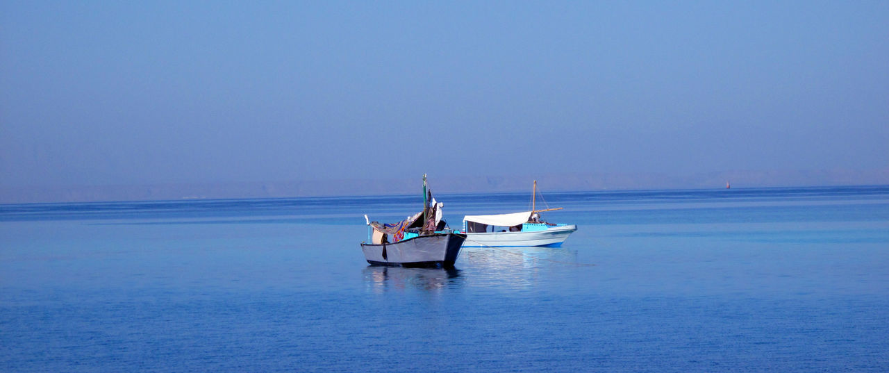 Blue Boat Diving Divingphotography Egypt Fishing RedSea Sailing Boat Sea Sea And Sky Transparent Transparent Water