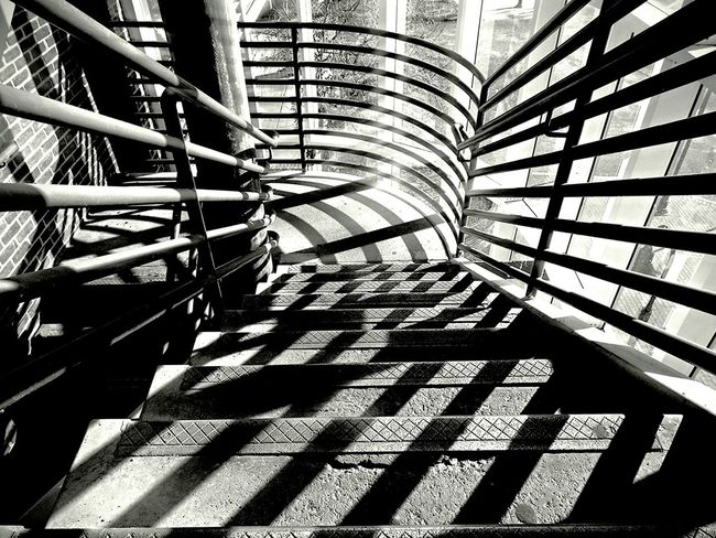 """""""Quiet Morning"""" by edemirbarrosfotografi LongIslandNY Eyem Gallery Abstract PicArt Monochrome Visual Poetry Black And White Hello World First Eyeem Photo Eye4photography  EyeEmBestPics InnerLight Subway Station Ilovephotography Light And Shadow Shadows Stairs Out And About Windows_aroundtheworld Windows ArtInMyLife Artistic Expression New York City Ronkonkoma Chasingdreams"""