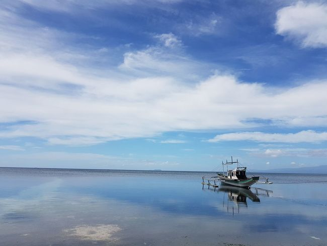 No People Outdoors Sea Water Floating On Water Horizon Over Water Nature Sky Day Nautical Vessel Paliton Beach Siquijor Siquijorisland Philippines Beach Beach Photography Beach Life First Eyeem Photo New Talent Eyeem Philippines EyeEmNewHere Miles Away