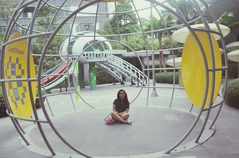 Sound dome 🙋