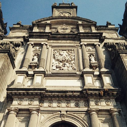 This city is full of history. Vscocam Catedral Metropolitana Mexicocity  districtofederal df mexico centrohistorico