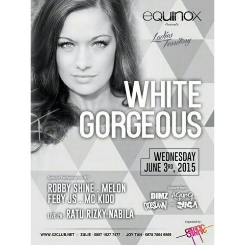 TOMORROW NIGHT!! WHITE PARTY!! Party Drinks Dj Set Friends Dancing Fun Times Friends Music Cool Crowd Models