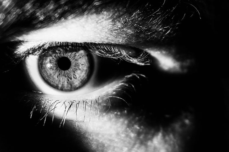 EyeEm Selects EyeEm Gallery EyeEm Best Shots EyeEm Nature Lover Human Body Part One Person Human Eye Body Part Close-up Eye Sensory Perception Human Face Portrait Eyesight Real People Eyelash Indoors  Looking At Camera Unrecognizable Person Front View Lifestyles Headshot Eyeball