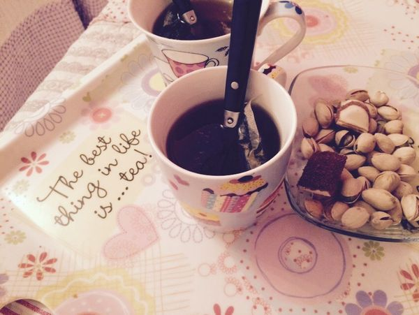 Tea Time Kinderbueno