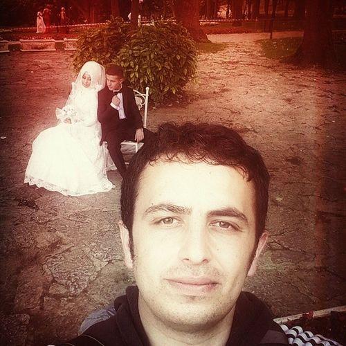 Çekim arası özçekim :) Hidivkasri Dügüncekimi Wedding weddingday