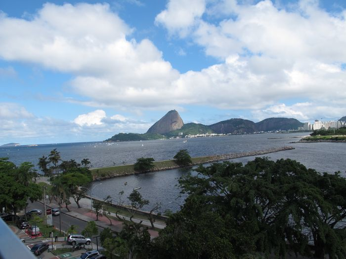 Meu Rio Sky Cloud - Sky Mountain Sea Outdoors Water Day Tree Beauty In Nature Architecture