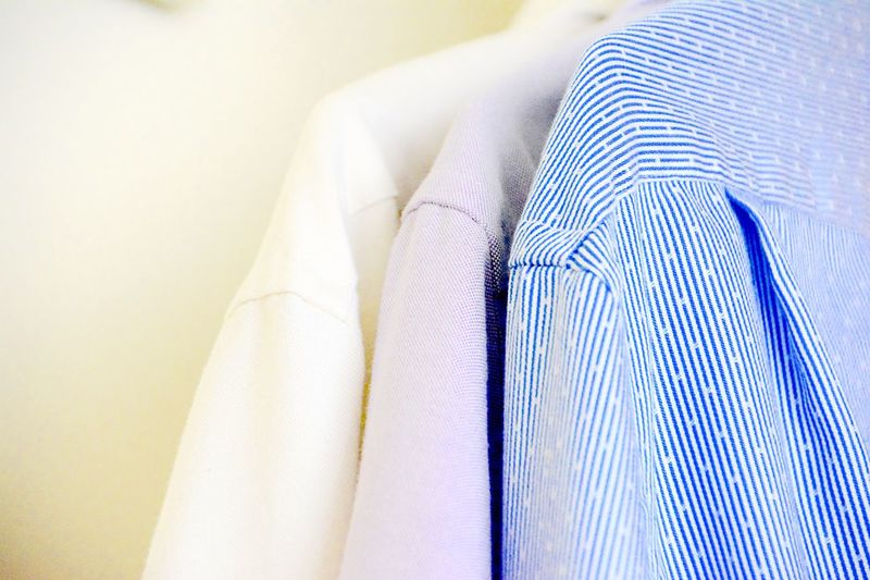 Close-Up Of Clothes