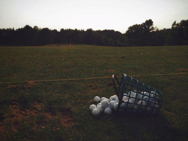 Golf course. Hermitage, PA. Golfing Hermitage Pennsylvania Stillife