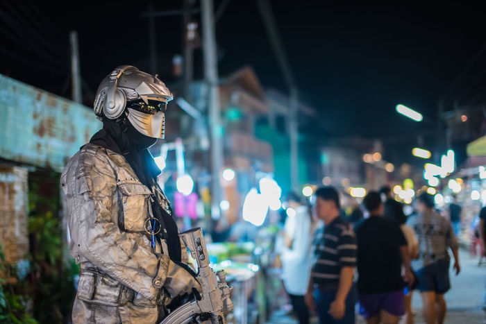 Bagpack Chiang Khan City Happy Happy People Landmark Landscape Loei Loei,thailand Mae Khong Night Market People Relax Thailand Tourism Tranditional Travel Vacation