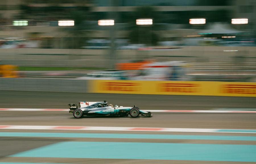 Mercedes-Benz Blur Blur Motion Dhl Fast Cars Lewishamilton Movingfast Panning Pet Petronas Silver Arrow