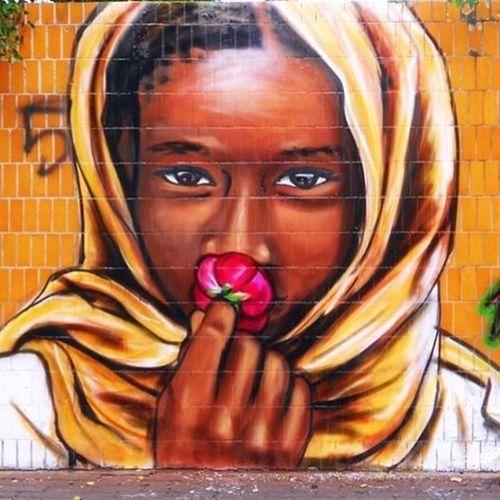Streetart By CeceNobre