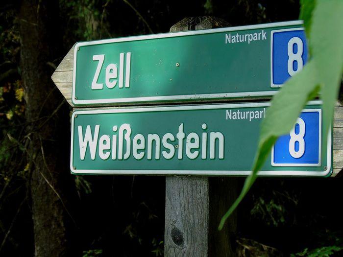 Trail/Wanderweg