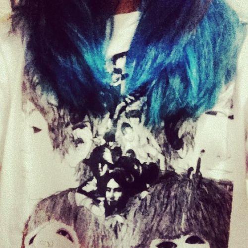 Una Peliazul Me Camiseta TheBeatlesRevolverasdgjskckdkck