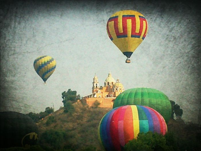 Globos Ballons Cholula Sky And Ballons