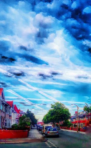 Showcase July Street Clouds Residential  Urban Residential District
