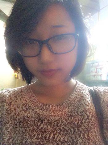 Selfportrait Hi! That's Me Beautiful Hanoi