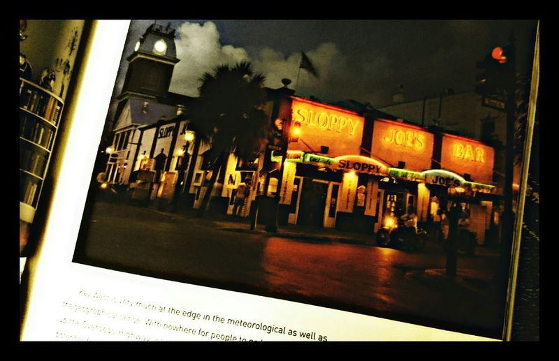 ...pictures in a book... Neon Lights Restaurant Sloppyjoes Sony Xperia Book From A Book Travel Book Beautiful World Street View Bright Lights Bright Colors EyeEm Gallery Night View Bookphoto Bright Neon Sign Bright Neon Restaurant Sign