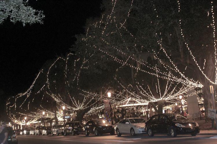 Christmas Joy Lights Night Of Lights  St. Augustine St. Augustine Christmas St. Augustine, FL  Best Christmas Lights