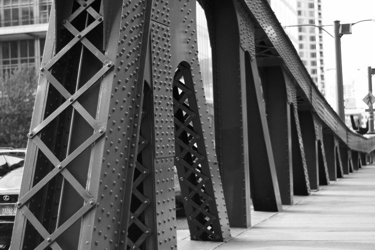 The Street Photographer - 2016 EyeEm Awards The Architect - 2016 EyeEm Awards Bridge Street Chicago Estructure Estructuras Shape Shapes And Forms