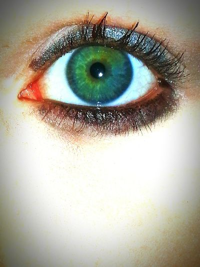 Use your eyes to see the possibilities, not the problems