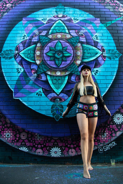 Kirrilee so 70s!! 1970s Adult Art And Craft Beautiful Woman Beauty Clothing Fashion Fashion Photography Fashion&love&beauty Front View Full Length Graffiti Leisure Activity Lifestyles Looking At Camera Multi Colored One Person Portrait Real People Women Young Adult Young Women The Fashion Photographer - 2018 EyeEm Awards